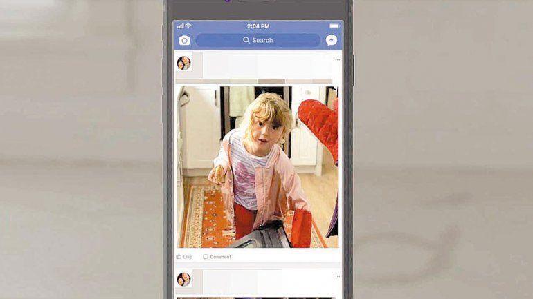 La Justicia obliga a Facebook a borrar fotos de menores