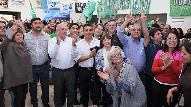 Parrilli suma fuerzas para las elecciones legislativas