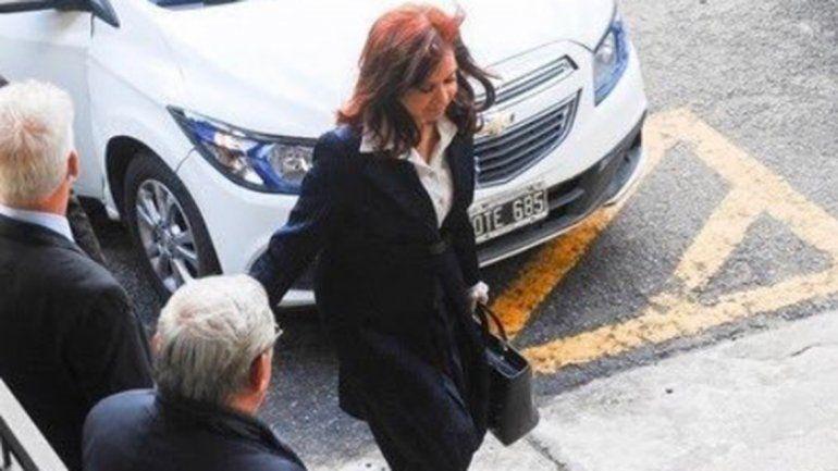 Bonadio envió a juicio a CFK por la causa de los cuadernos