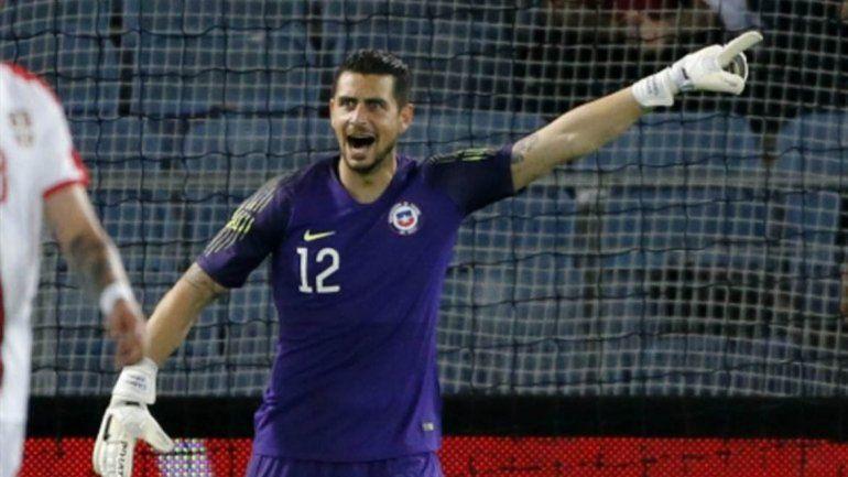 Otro neuquino a la Copa América: Arias, confirmado por Chile