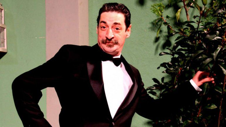 A los 64 años murió el humorista Tuqui