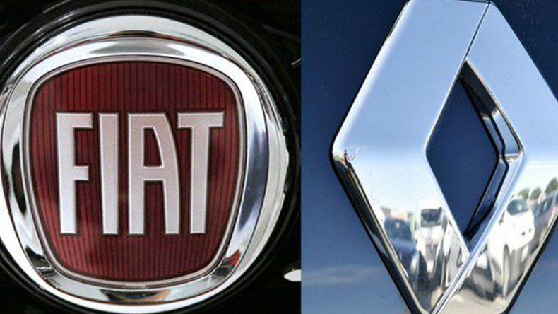 Megafusión automotriz: Fiat Chrysler estudia unir sus operaciones con Renault