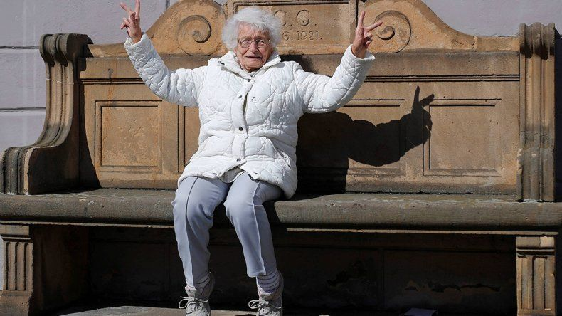 Una mujer alemana de 100 años ganó una elección