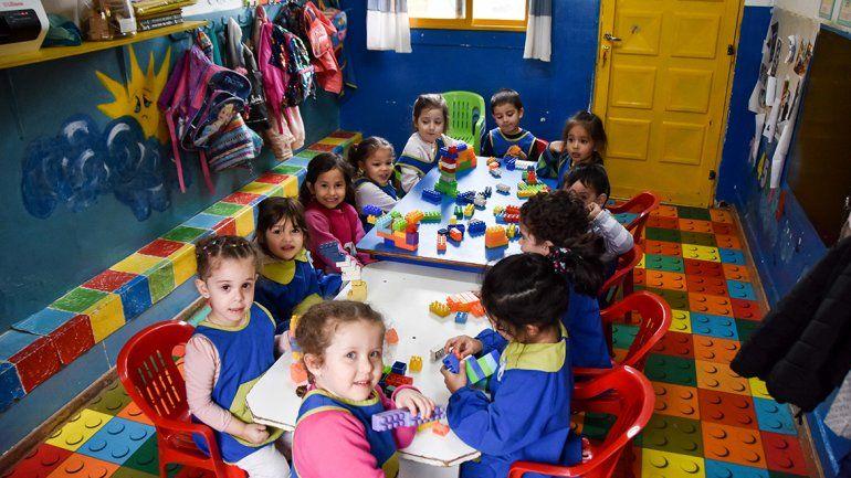 La pedagogía es clave en el rol del jardín maternal