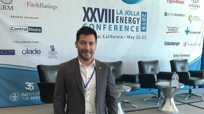 El neuquino clave para una petrolera en Colombia