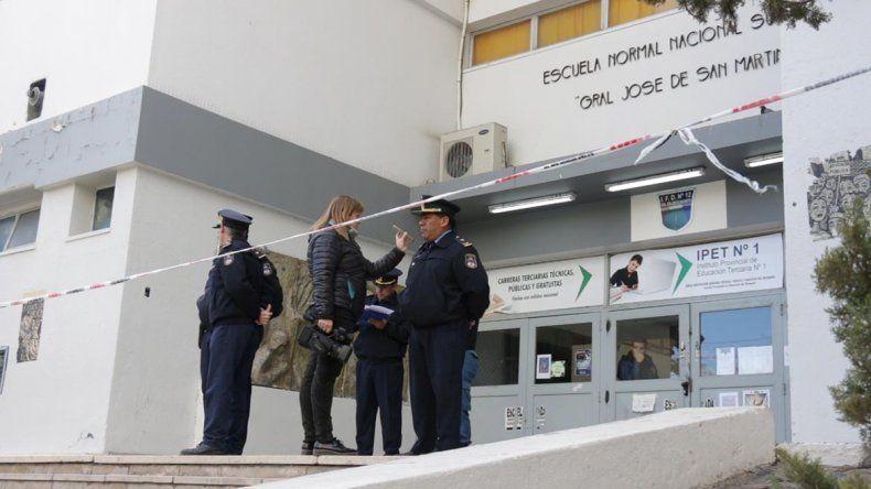 Por segunda vez en el año, desalojaron el San Martín por amenaza de bomba