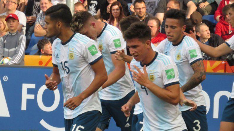 Mundial Sub-20: Argentina venció a Portugal y quedó a un paso de octavos