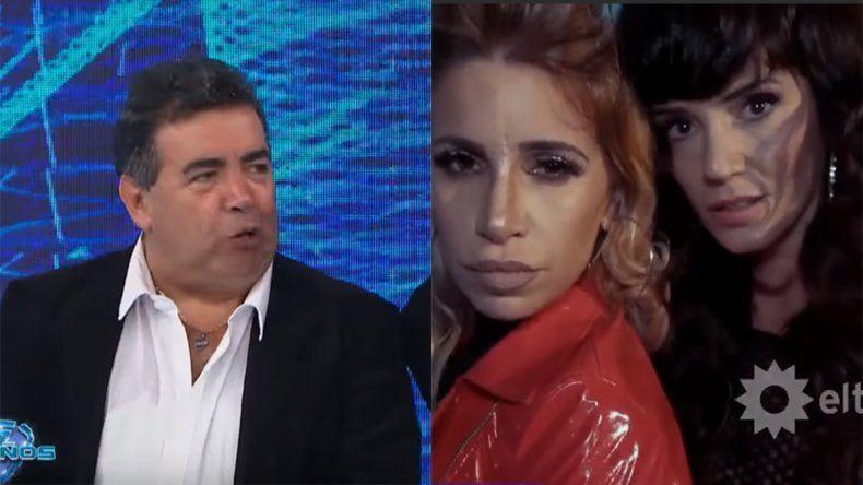 ¿Diego Pérez trató de putas a Flor Peña y Griselda Siciliani y quedó grabado?