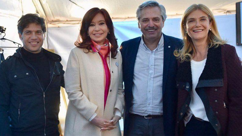 Kicillof-Magario: el kirchnerismo confirmó la fórmula para la provincia de Buenos Aires