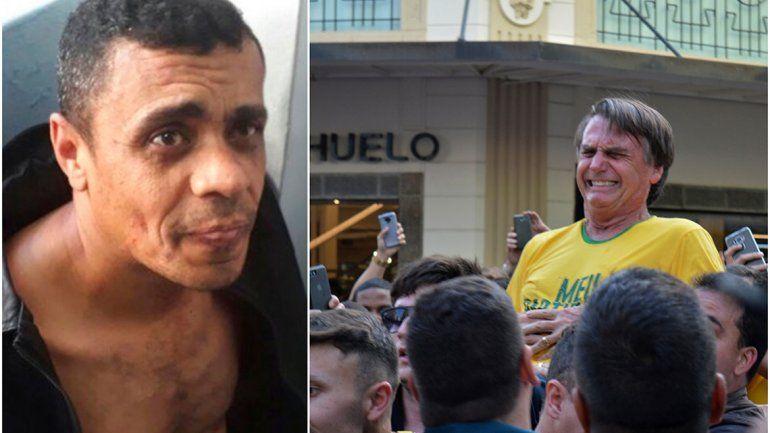El hombre que atacó a Bolsonaro no irá a la cárcel