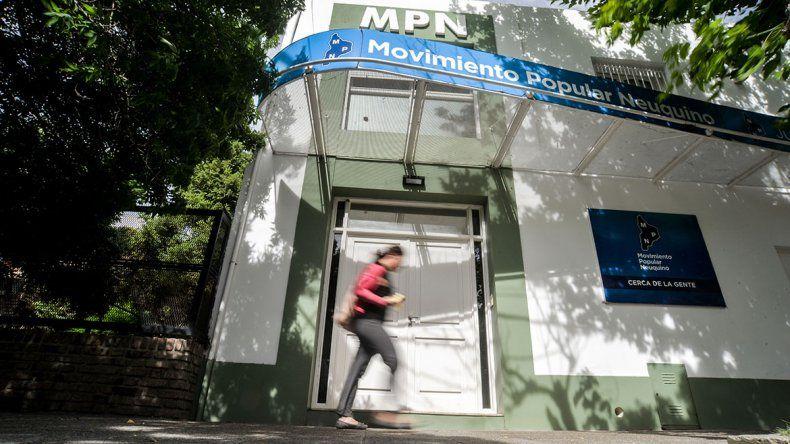 El MPN festeja sus 58 años pensando en las elecciones