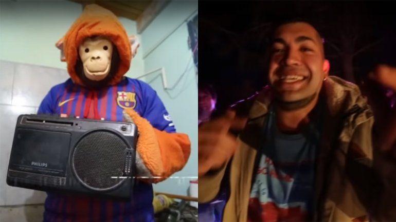 Escuchá la cumbia de una banda neuquina dedicada a una estrella del Barcelona