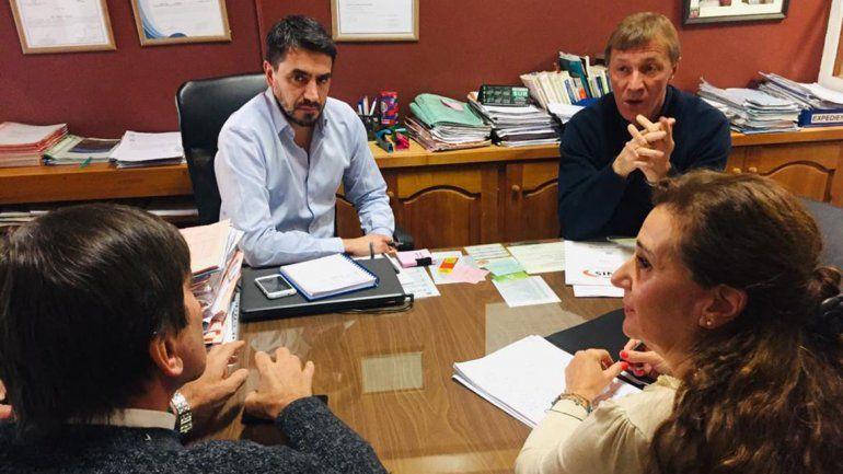 San Martín planea el cambio de luminarias en la ciudad