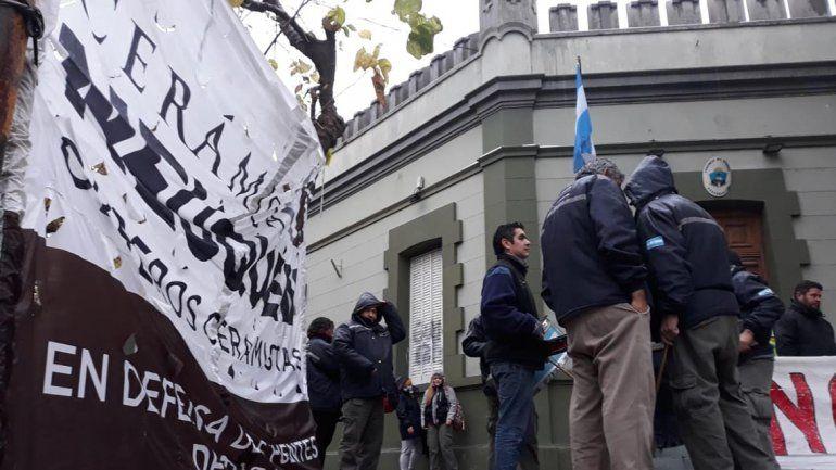 Ceramistas pidieron apoyo del Estado a las cooperativas