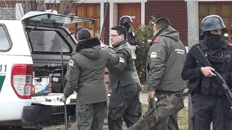 Trasladaron 54 armas incautadas en causas judiciales a la ANMAC