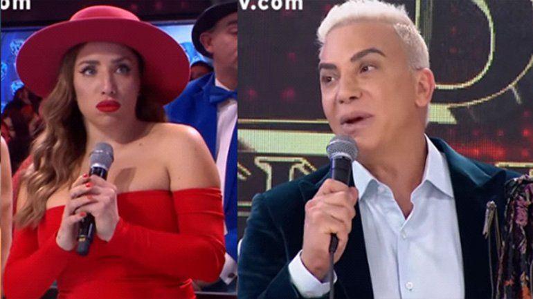 Pase de factura y apriete: Flavio Mendoza hizo llorar a la coach de Flor de la V
