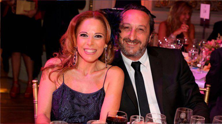 Tras el escándalo por el supuesto romance con Emilio Disi, se separó Iliana Calabró