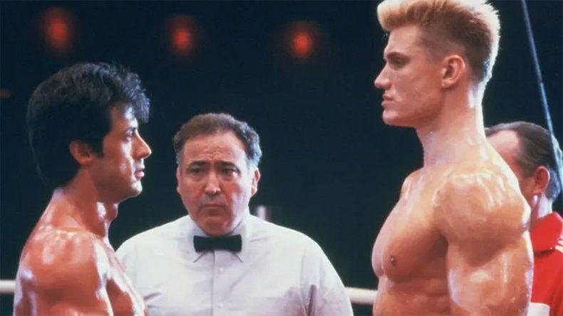 Sylvester Stallone reveló que casi se muere durante la filmación de Rocky IV
