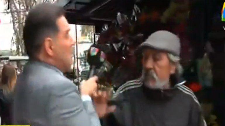Una falta de respeto: Iúdica se burló de un trabajador y casi lo golpean