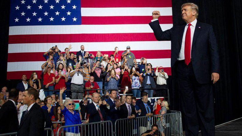 Trump: el fiscal del Rusiagate no lo pudo culpar