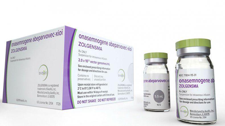 El medicamento más caro del mundo ya se vende