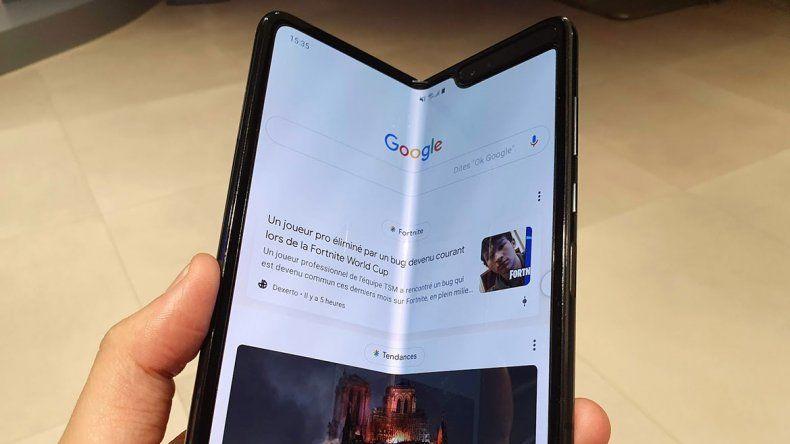 Incertidumbre por el Samsung Galaxy Fold