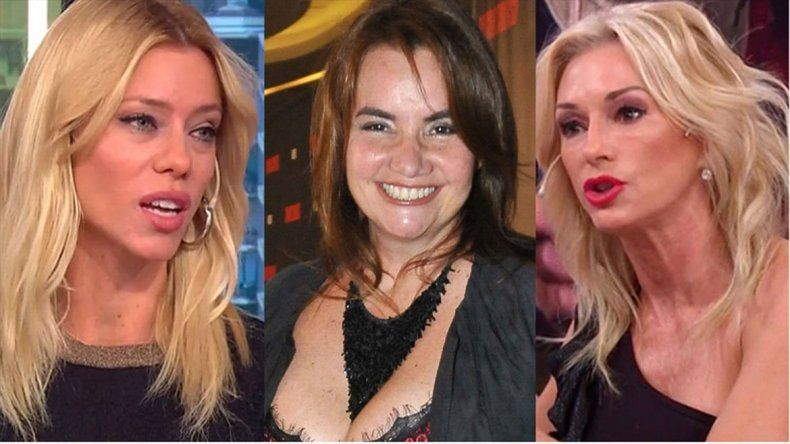 Nicole disparó contra Yanina Latorre y Nancy Pazos que la tildaron de rubia tarada
