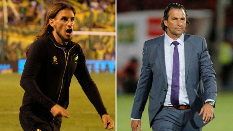 Beccacece y Pizzi, los nuevos entrenadores de Independiente y San Lorenzo
