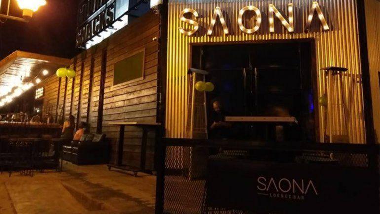 Derecho a réplica sobre una denuncia en el bar Saona