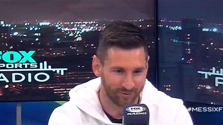 Lionel Messi: No sé si llego al próximo Mundial