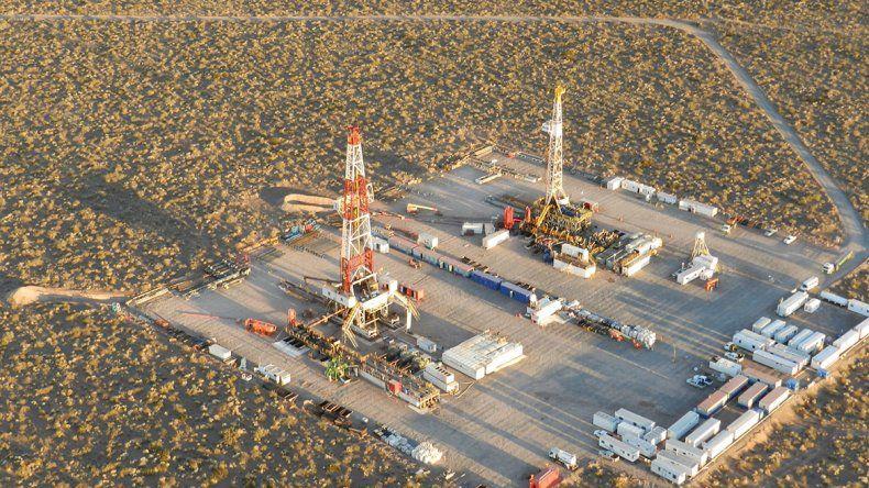El shale oil de Los Bastos
