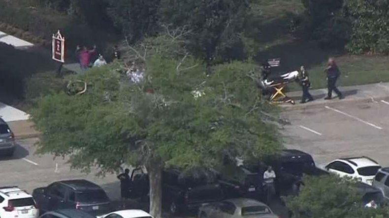 Tiroteo en un edificio municipal de Estados Unidos: murieron 11 personas y 6 resultaron heridas