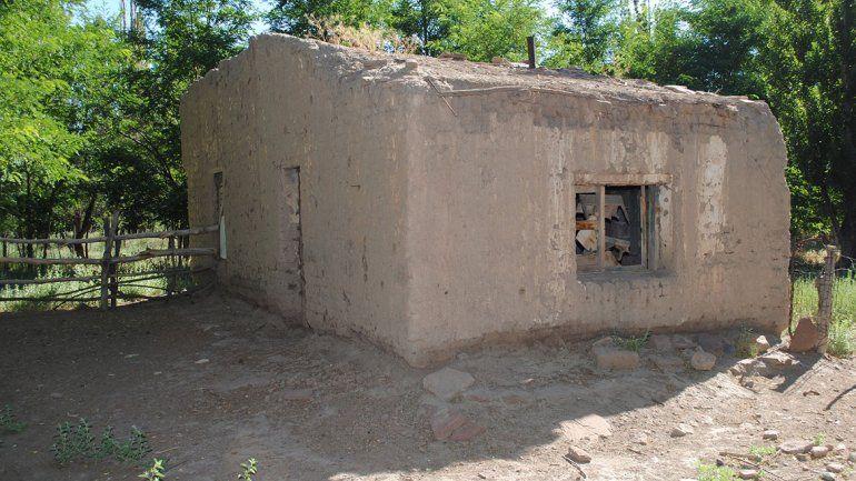 Buscan recuperar la casa donde vivió Milton Aguilar