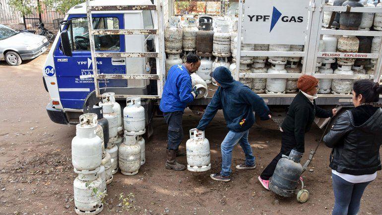 Piden ampliar la asistencia con garrafas en Neuquén