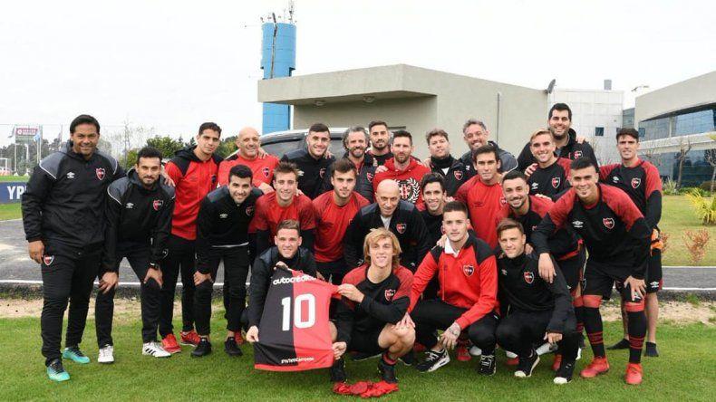Los detalles de la tarde soñada del neuquino Joaco Torres con Messi