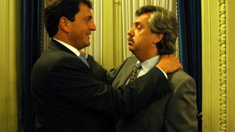 Alberto Fernández volvió a seducir a Massa: Está invitado, queremos que participe