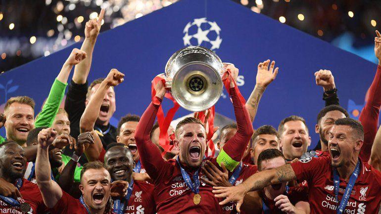 Liverpool venció al Tottenham de Pochettino y se quedó con su sexta Champions League en Madrid