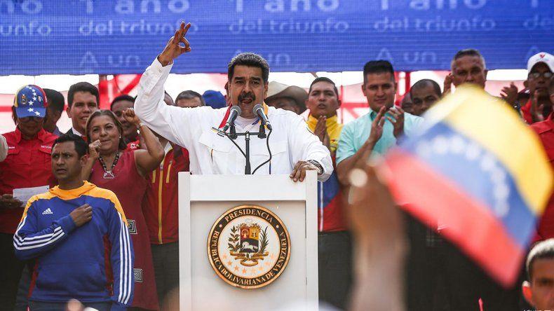 Estados Unidos pone en la mira a Nicolás Maduro y ofrece una recompensa millonaria por su captura.
