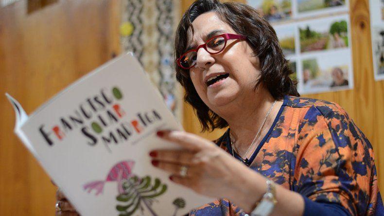 La escritora que busca el Nobel de literatura infantil