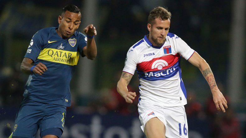 El descendido Tigre bajó a Boca y se consagró en la final de la Copa de la Superliga