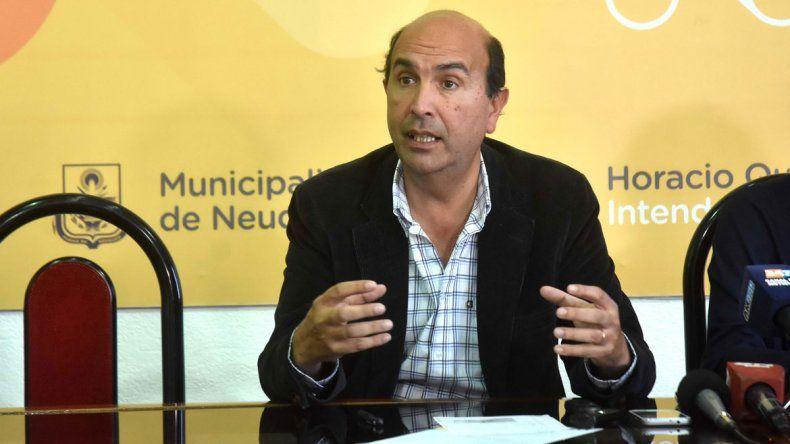 Bermúdez presentará un proyecto para que vecinos paguen sus deudas con el municipio