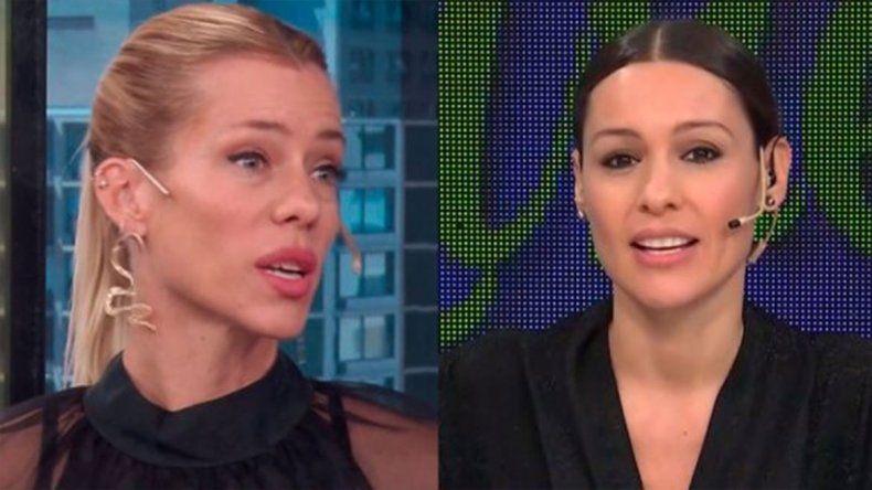 Nicole apuntó contra Pampita por su posición sobre el aborto