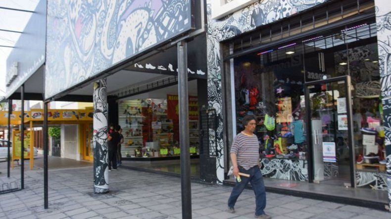 Comerciantes de Plottier alarmados por la falta de policías en las calles céntricas