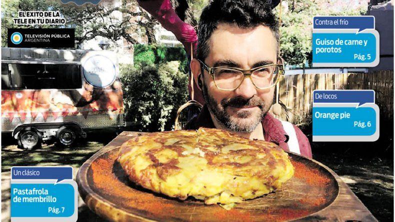 Cocineros Argentinos te enseña los secretos de las tortillas