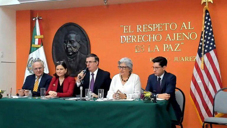 México criticó los aranceles aplicados por Estados Unidos