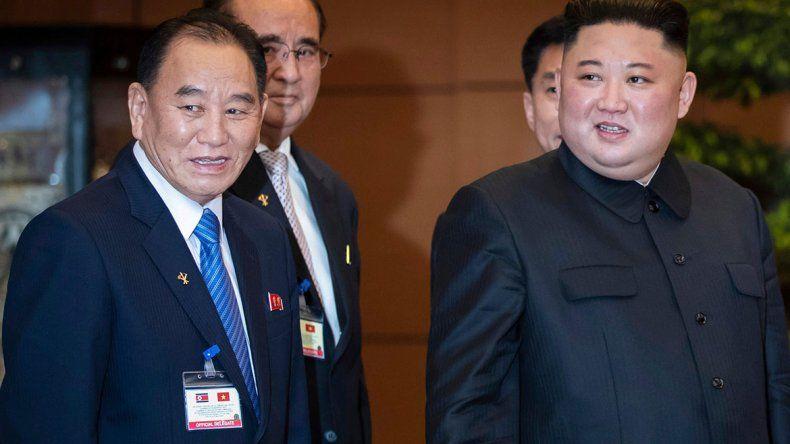 El norcoreano al que dieron por muerto estuvo junto a Kim
