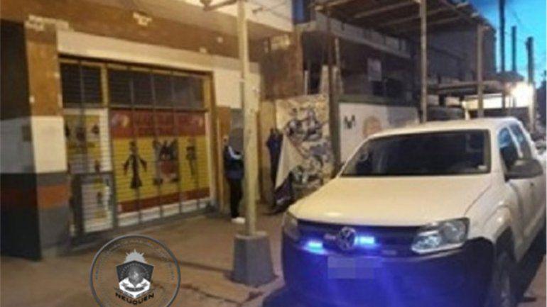 Seis detenidos en un allanamiento a un prostíbulo