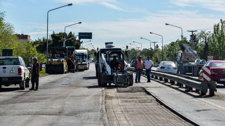 El traspaso de la Ruta 22 se haría a fines de 2019