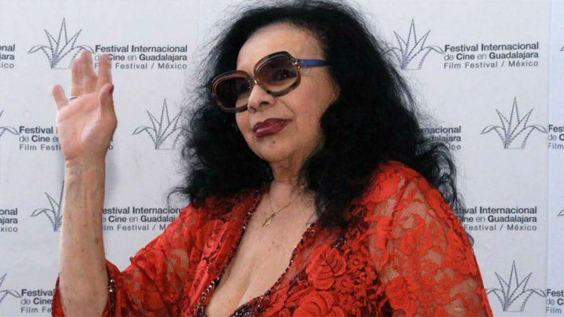 A los 83 años murió Isabel Sarli