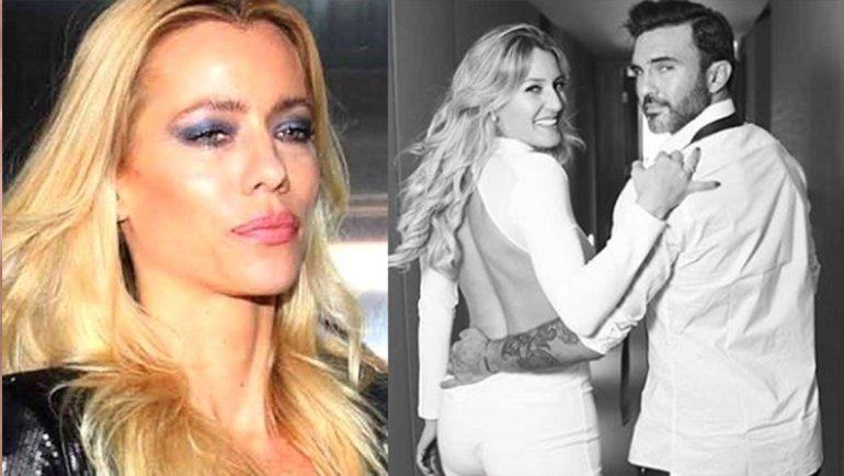 La revancha de Cubero: Nicole está furiosa por el bozal que le prohíbe mostrarse con sus hijas